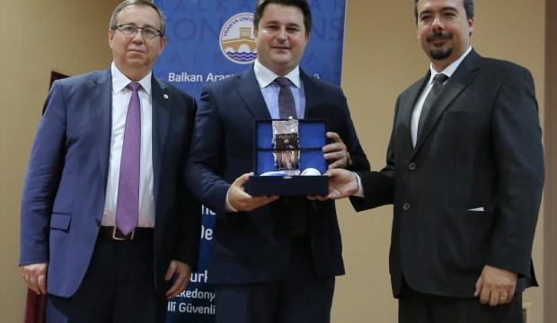"""""""Makedonya – Yunanistan İlişkilerinde İsim Sorunu: Güncel Değerlendirmeler"""" konferansı"""