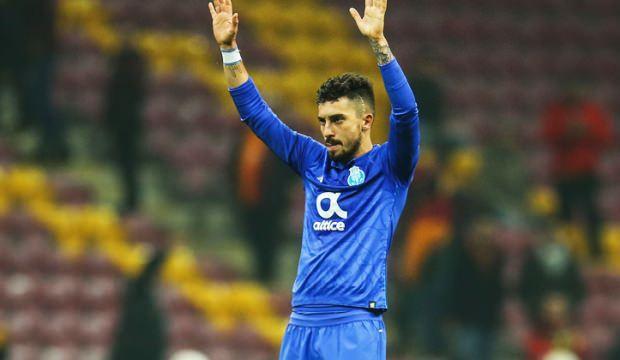 Alex Telles'ten Galatasaray itirafı