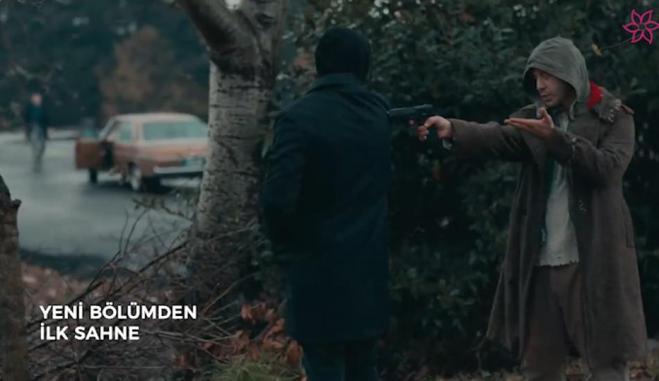 Çukur'un 47. bölümünden ilk sahne! Aliço Vartolu'yu öldürecek mi?