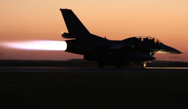 Dev operasyon! 20'den fazla savaş uçağı katıldı