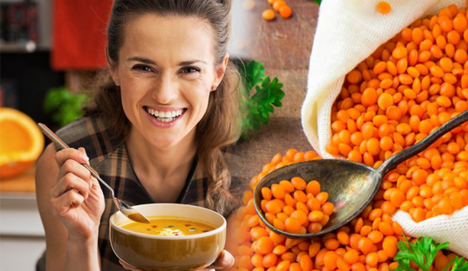 Mercimek çorbası zayıflatır mı? Mercimek çorbası diyeti nasıl yapılır?