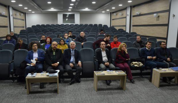 Biga'da kaz yetiştiriciliği semineri verildi