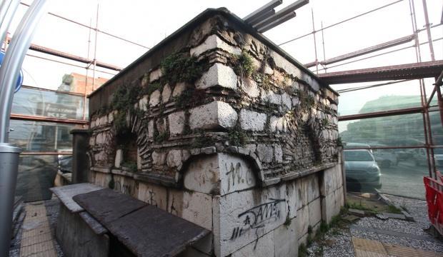 Sakarya'da 180 yıllık çeşme restore ediliyor