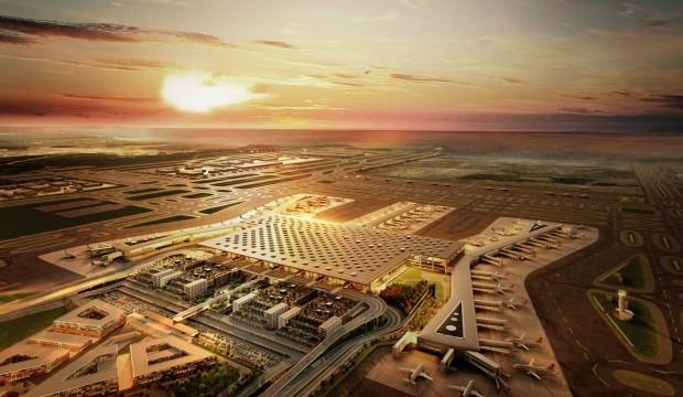 Bakanlıktan İstanbul Havalimanı açıklaması!