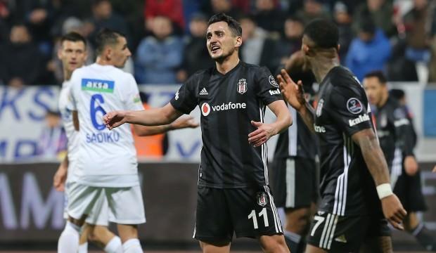 Beşiktaş'ın hazırlık maçı programı açıklandı