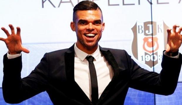 'Beşiktaş'tan ayrılan Pepe'yi transfer edin'