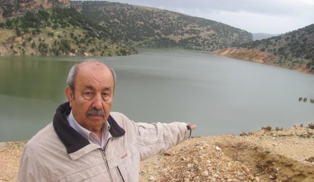 Son yağışlar Ardıl Barajı'nı doldurdu