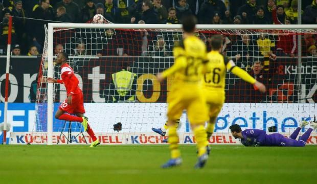 Dortmund unvanını kaybetti