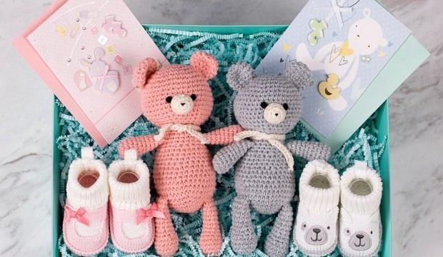Yeni doğan bebekler için hediyeler! Yeni doğan bebekler için hediyelik eşyalar
