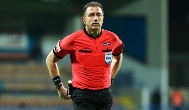 Hüseyin Göçek, Arnavutluk - Kosova maçını yönetecek