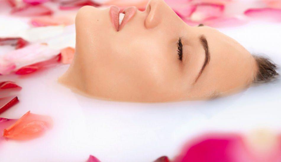 Sütün cilde faydaları nelerdir? Her gece yüzünüze süt sürerseniz...