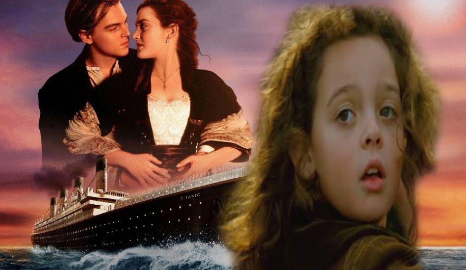 Titanic'in küçük kızı bakın ne halde!
