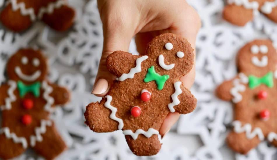 Kolay zencefilli kurabiye nasıl yapılır?