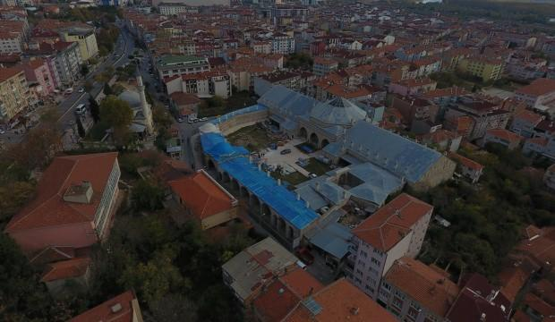 Edirne'deki önemli vakıf eserleri bir bir ayağa kaldırıldı