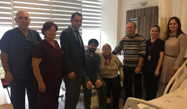"""""""Komşu"""" sağlık hizmetini Edirne'den alıyor"""