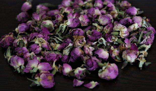 Isparta'dan 10 ülkeye gül çayı ihracatı