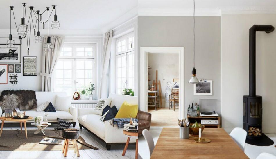 İskandinav tarzı ev dekorasyonu nedir?