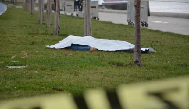 İstanbul'da dehşet! Arkadaşının boğazını kesti