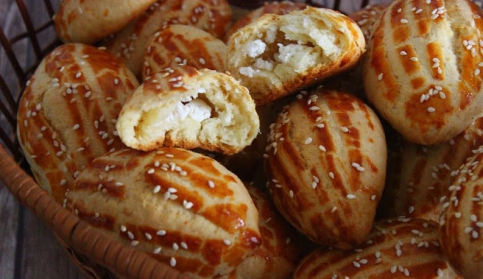 Pastane tadında Karaköy poğaçası nasıl yapılır?