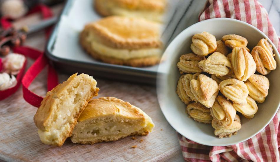 Pratik lorlu kurabiye tarifi