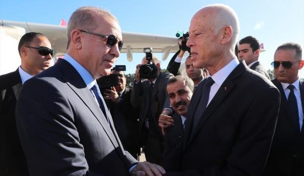 Erdoğan'ın sürpriz Tunus ziyaretinin nedeni ortaya çıktı! İlk kez okuyacaksınız