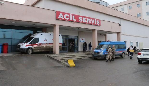 Mardin'de hain saldırı: 3 asker yaralı