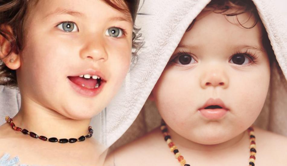 Kehribar kolye bebeklerde ne işe yarar? Kehribar kolyenin bebeklere faydaları