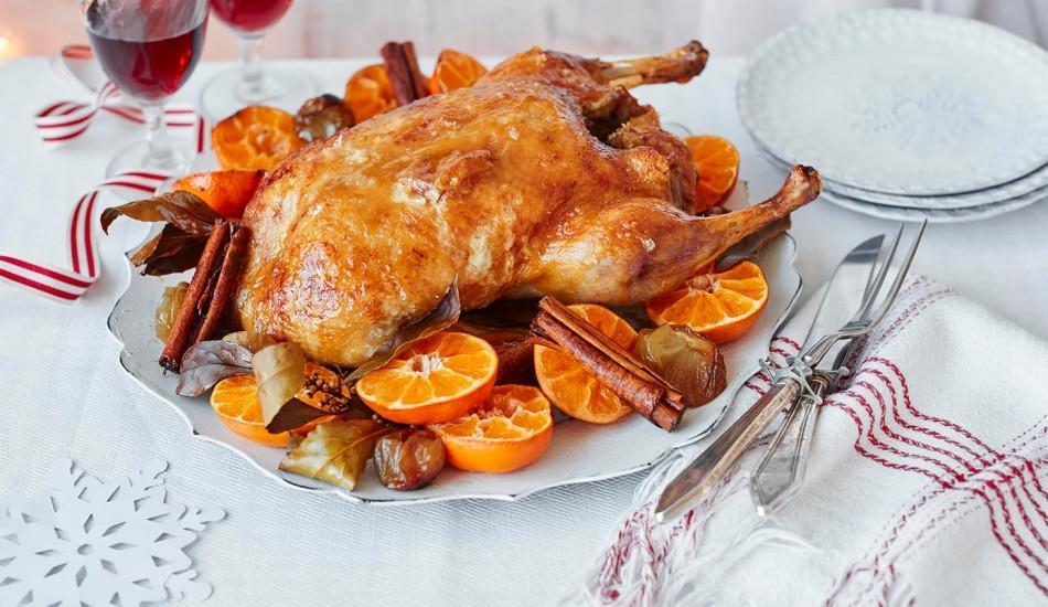 Meşhur portakallı ördek nasıl yapılır?