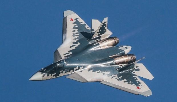 Su-57'ler için geliştirilecek! Önemli gelişme