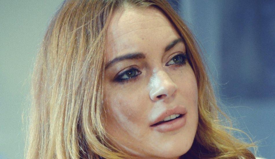 Lindsay Lohan ada satın aldı!