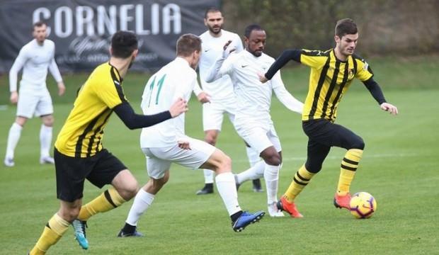 Konyaspor'dan tek gollü prova