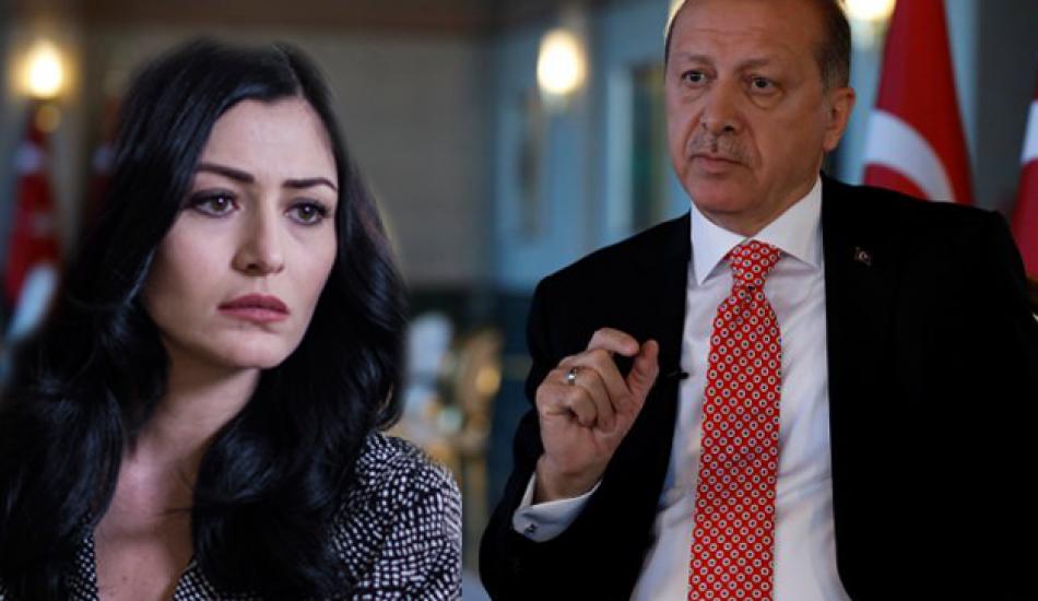 Başkan Erdoğan'dan Deniz Çakır'a sert tepki!