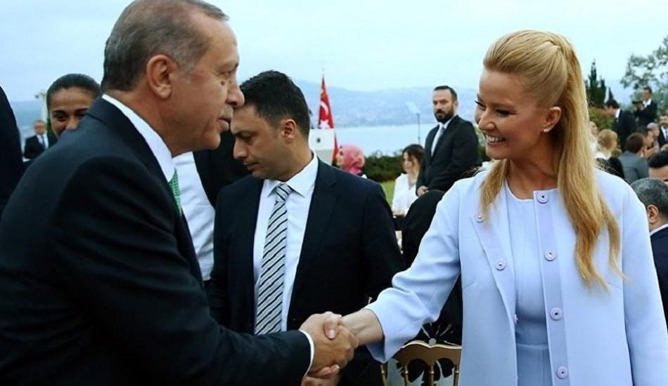 Başkan Erdoğan'dan Müge Anlı'ya teşekkür!