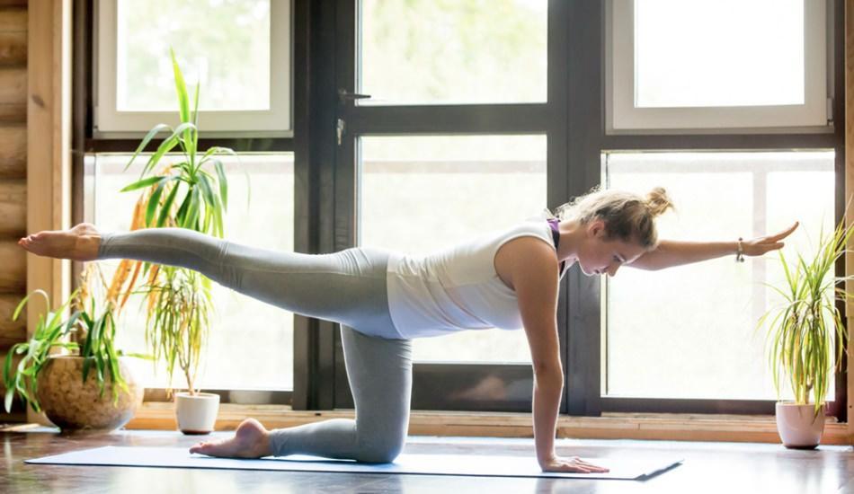 Kalça eriten kolay ve etkili hareketler