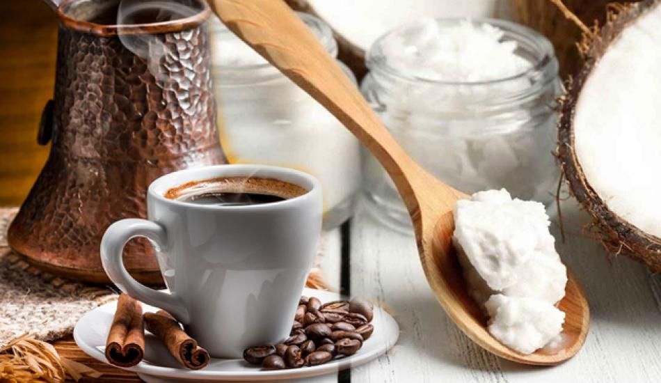 Kilo vermeye yardımcı kahve tarifi! Hindistancevizi yağından kahve nasıl yapılır?
