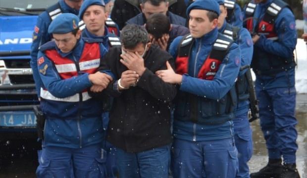 Bolu'daki 58 evden hırsızlık iddiası