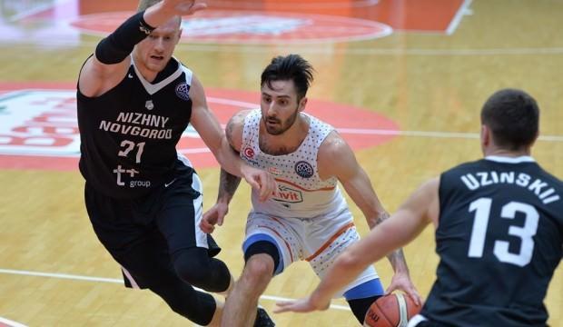 Banvit, Nizhny'yi deplasmanda devirdi!