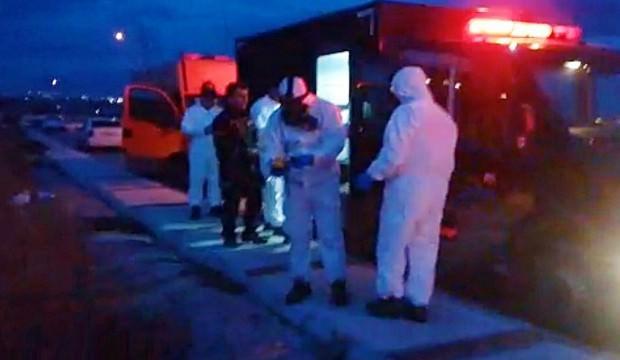 Fabrikada kazan patladı: 2 ölü, 2 yaralı