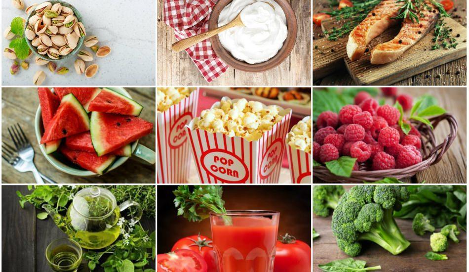 İstediğiniz kadar yiyin kilo aldırmıyor! Kalorisi az olan besinler neler? Az kalorili doyurucu yiyecekler