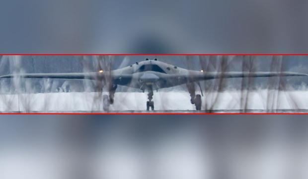 Savaş uçağından farksız... Rusya'nın gizemli projesi görüntülendi