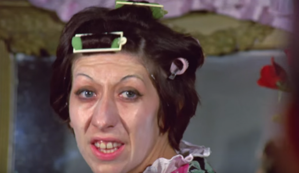 Yeşilçam oyuncusu Ayşen Gruda'nın hafızalardan silinmeyen rolleri