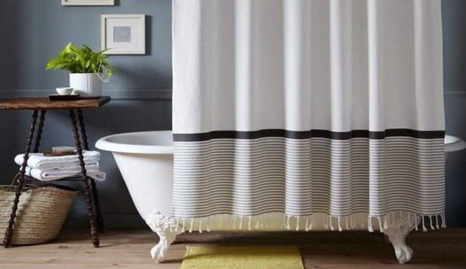 Banyo perdesi nasıl temizlenir? Pratik yöntemler