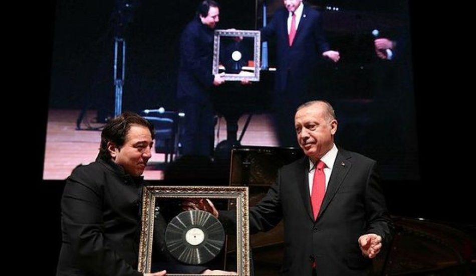 Başkan Erdoğan'dan Fazıl Say açıklaması!