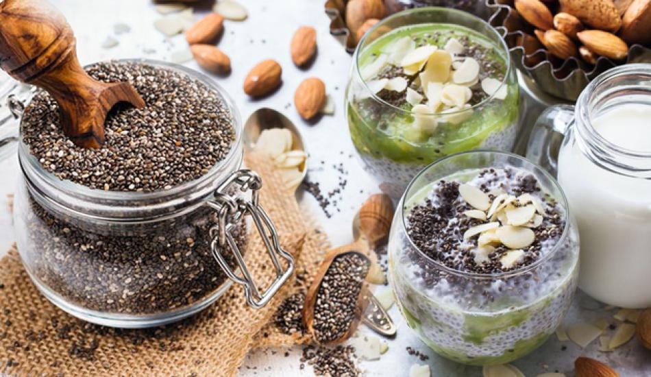 Chia tohumu ile nasıl zayıflanır? Chia tohumu ile yapılan pratik zayıflatıcı tarifler