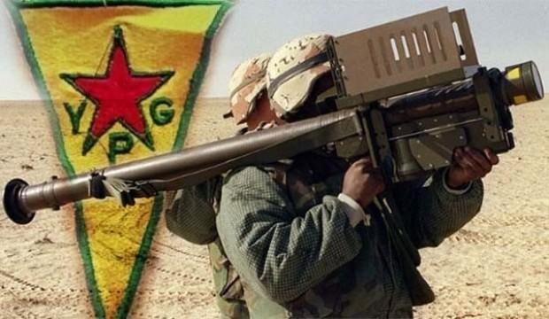PKK/YPG'den Afrin üzerinden Türkiye'ye tehdit!