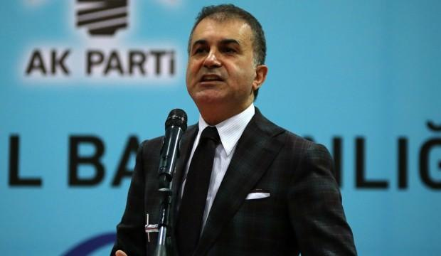 AK Parti'den İsrail'e tepki