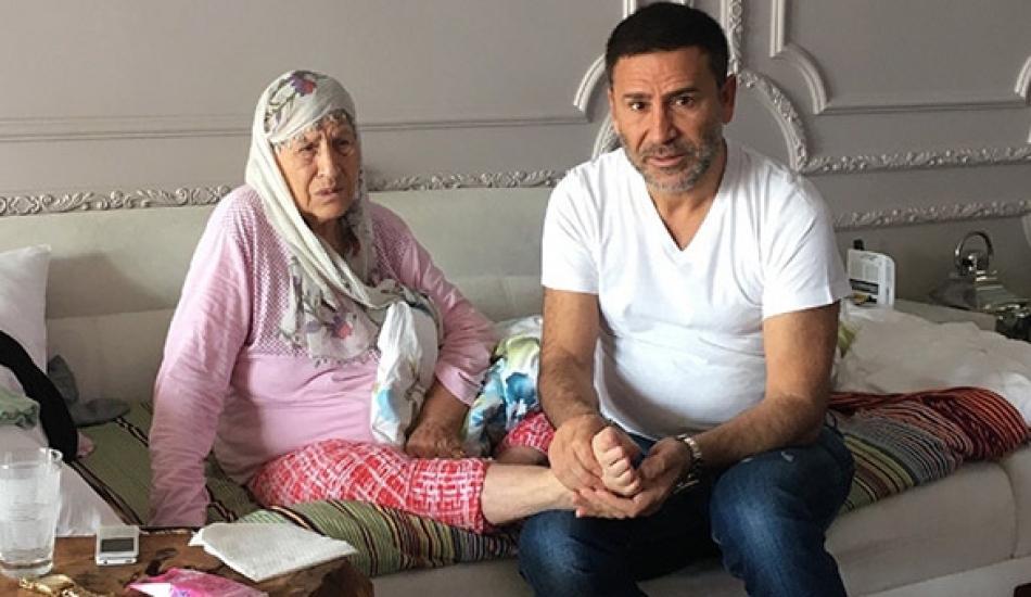 İzzet Yıldızhan annesi için dua istedi!