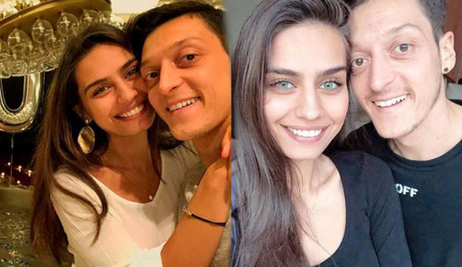 Mesut Özil ile evlenecek olan Amine Gülşen'in gelinliği dudak uçuklattı