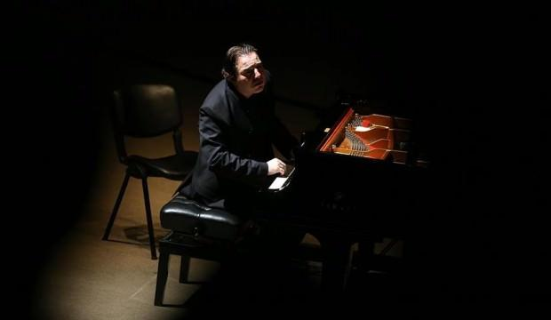 Fazıl Say Trabzon'da konser verdi