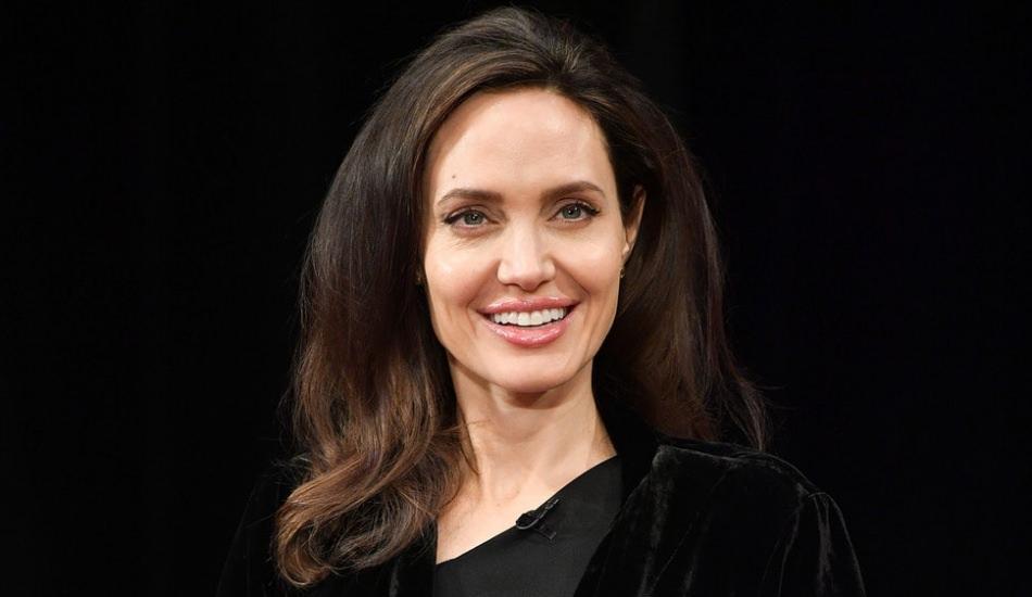 Angelina Jolie'den anlamlı ziyaret!
